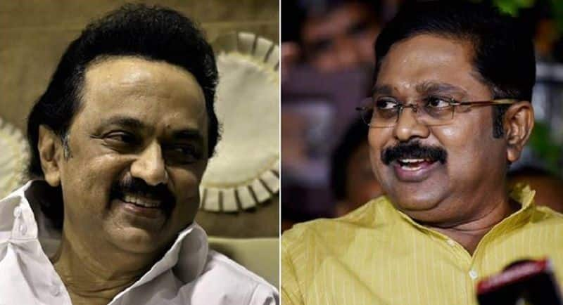 MP DMK ahead in electoral race Information in the new survey
