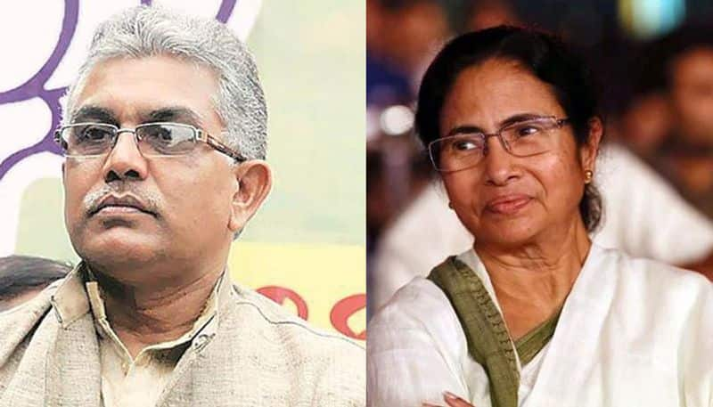 Mamata Banerjee has best chance to be next PM, says Bengal BJP president Dilip Ghosh