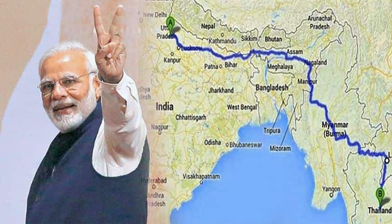 The road highway: the India-Myanmar-Thailand trilateral highway project