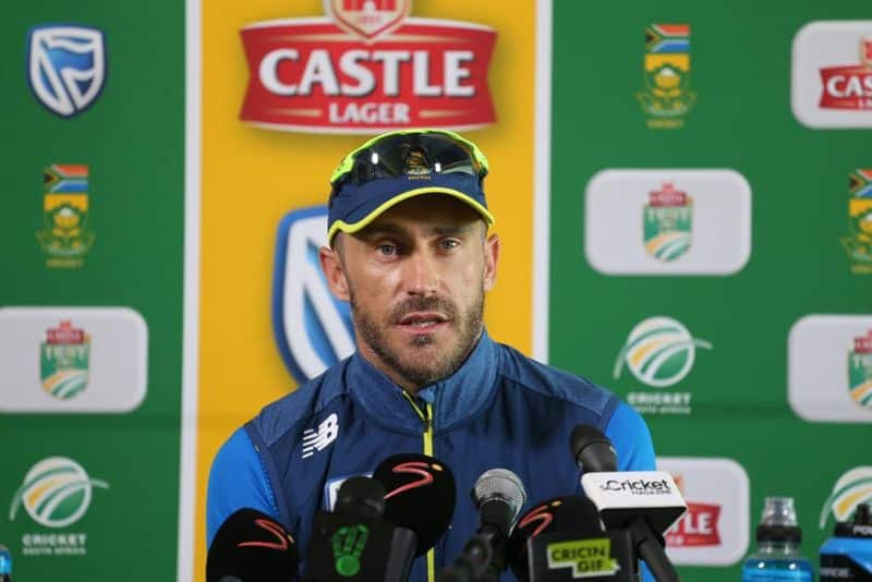 India vs South Africa: Dupplessis unhappy with Pune match