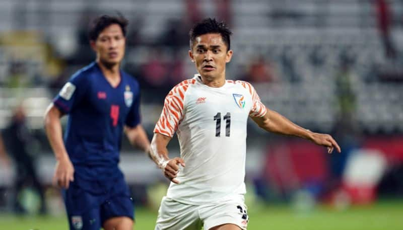 AFC Asian Cup India crush Thailand notch up first win in showpiece event since 1964
