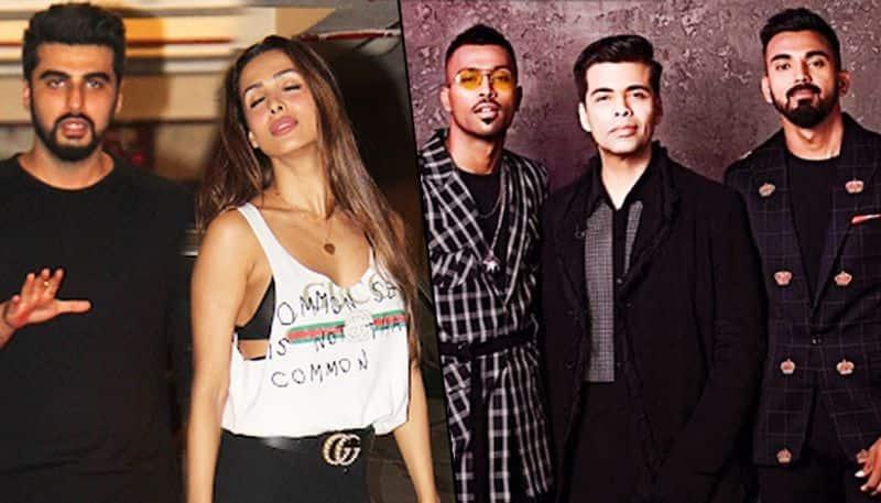 Malaika Arora, Arjun Kapoor in a relationship
