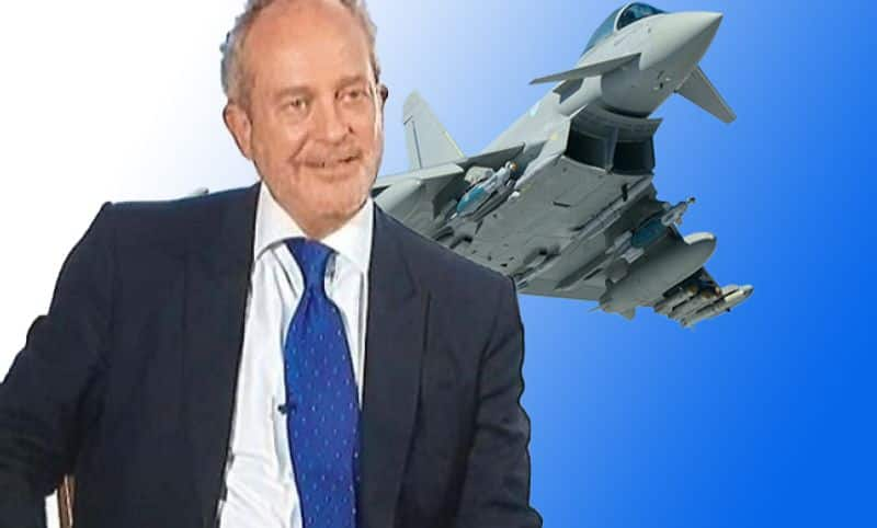 Why #CongressEuroFighterScandal is trending on Twitter