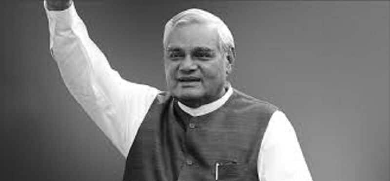 Atal Bihari Vajpayee's first death anniversary today,  President, Prime Minister paid tribute