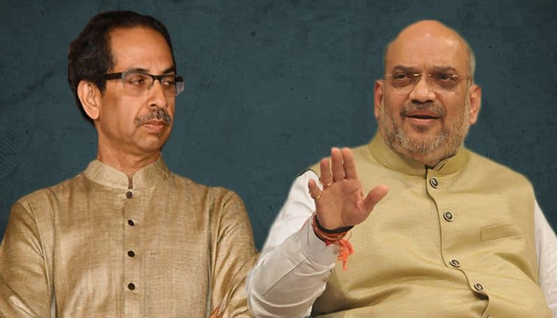 Shivsena divided on alliance with BJP for General Election 2019