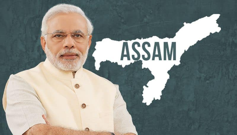 Modi govt Citizenship Bill approves tribal status Assamese communities