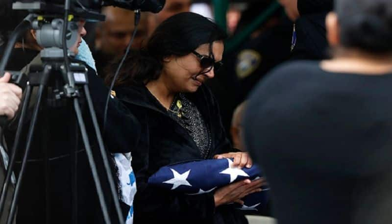 Trump hails Indian-origin police officer as US national hero