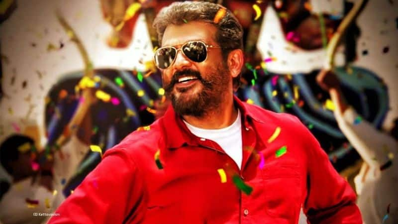 Ajith's Viswasam movie fans Review