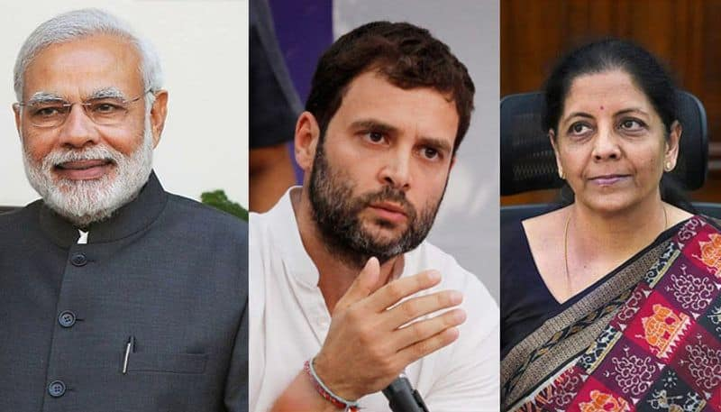 NCW notice to Rahul Gandhi for 'misogynistic, offensive' remark against Nirmala Sitharaman
