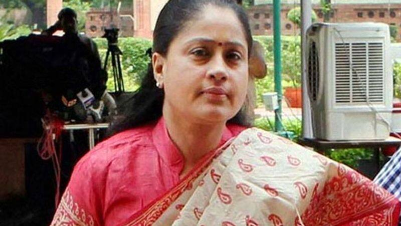 Sonia Gandhi call to Sasikala