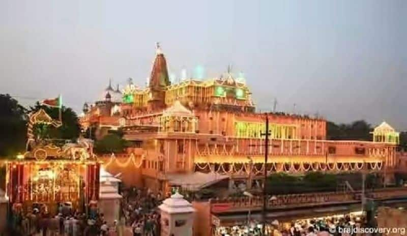 Krishna Temple will cover under no flying zone
