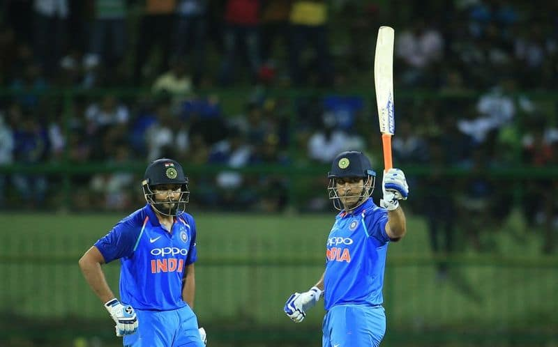 MS Dhoni massive factor for India in World Cup, says vice-captain Rohit Sharma