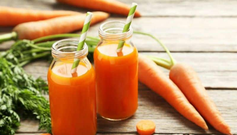 Why the body needs 1 glass of carrot juice daily