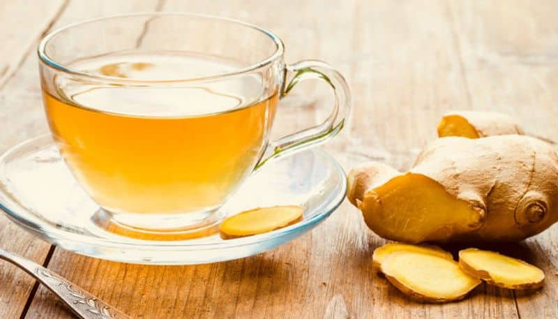 health benefits ginger water drink every day