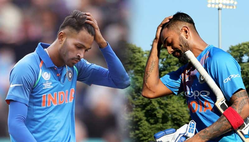 Hardik Pandya KL Rahul pay for misogynistic comments axed for Sydney ODI