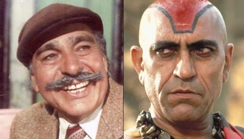 Here's how Madan Puri, Amrish Purigave Bollywood it's best villains