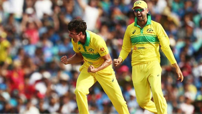 Sydney ODI Australia Pacers Rattle India Early In Chase Of 289