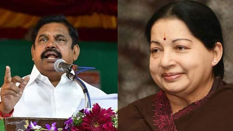 Jayalalithaa revised legislation Edappadi...indirect elections mayor municipal chairman