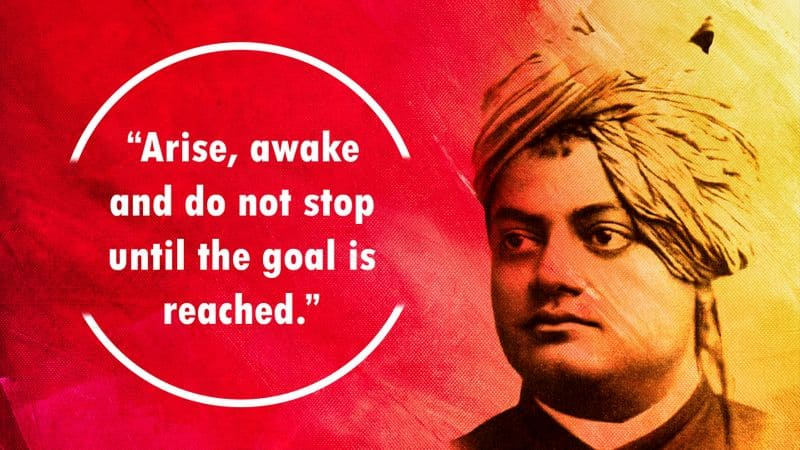 Swami Vivekananda words of wisdom man who introduced Hinduism to West