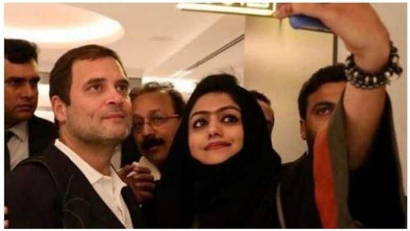 Rahul Gandhi dumbfounded in Dubai with little girls questions
