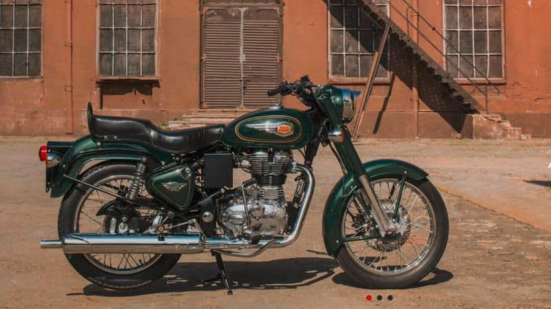 Royal enfield Bullet 500 ABS edition launched india