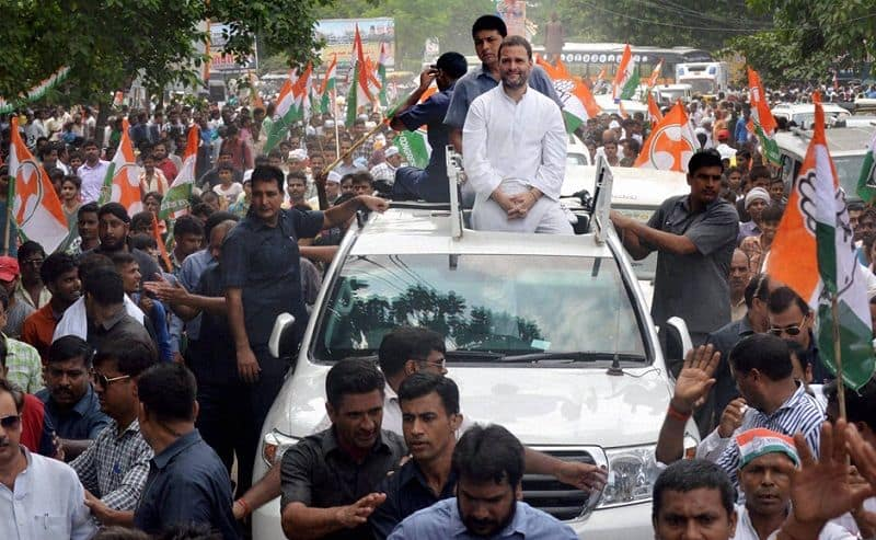 Congress changing his strategy for ahead election, SP-BSP alliance new rival in battle