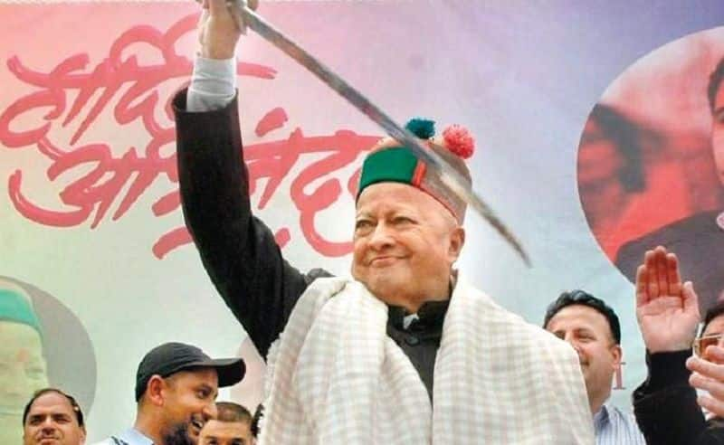Virbhadra singh may appoint head of election campaign in Himachal state