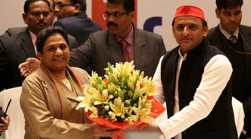 Why Mayawati emphasis two time on guest house scandal, while Akhilesh was silence