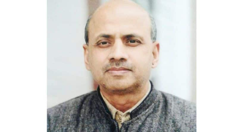 Abhay Narayan tripathi is fighting for justices