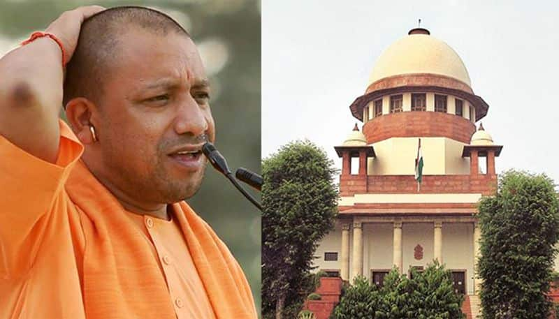 Supreme court seeks report from Human Right commission on UP encounters