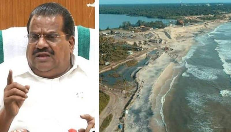 Save Alappad Kerala minister EP Jayarajan to hold talks with protesters