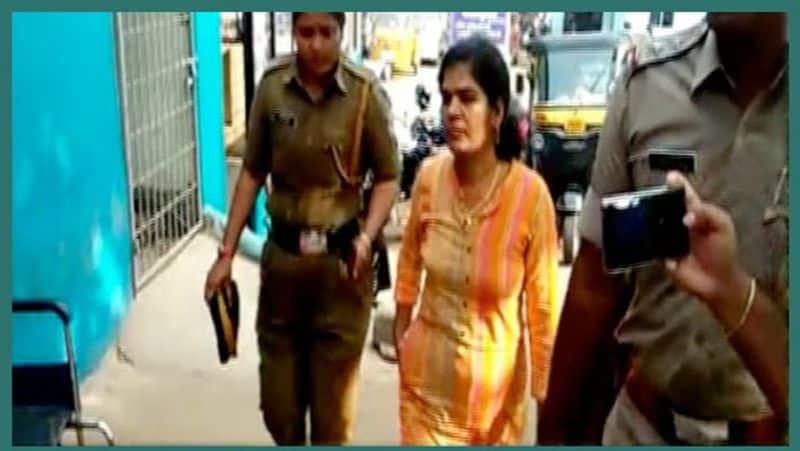 Sabarimala Woman who entered shrine returns home trashed by mother-in-law