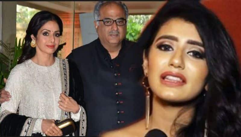 priya prakash upcoming movie 'sridevi bungalow', boney kapoor send legal notice