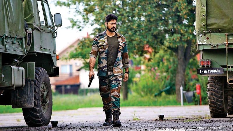 Joining the Army had always been my dream, says actor Mohit Raina