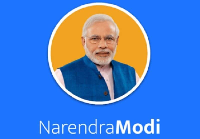 BJP sitting MPs are afraid because of NAMO App