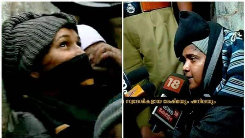 Ayyappa devotees stop two more women who attempted entering Sabarimala