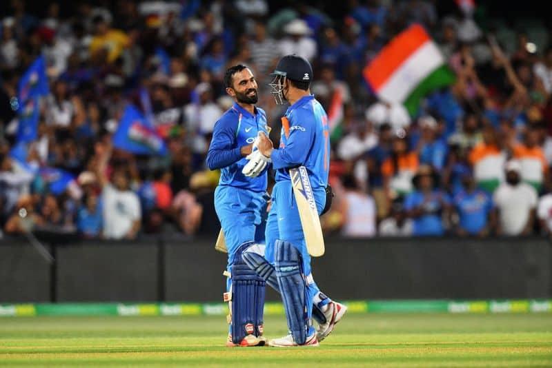 India vs Australia: Team wants me to finish games, says Dinesh Karthik