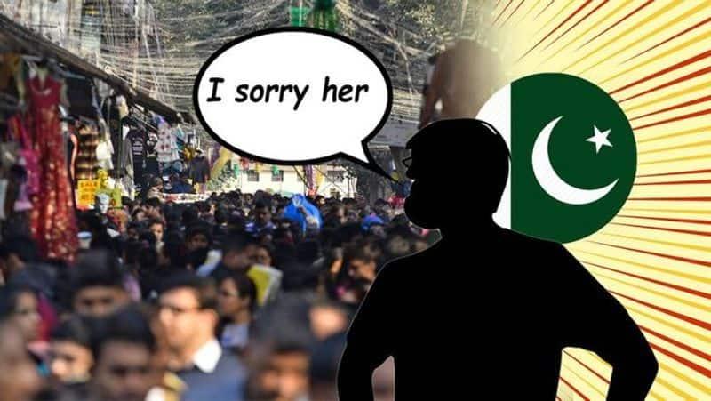 Pakistani diplomat molests woman at Delhi market, says I sorry her
