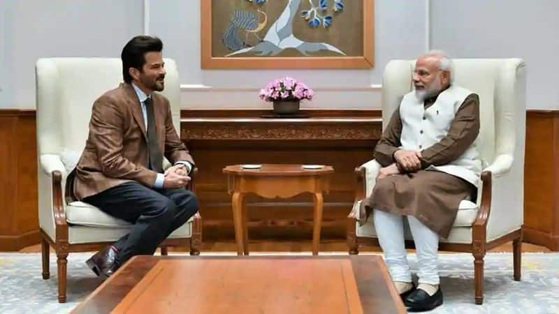 Anil Kapoor inspired after meeting Prime Minister Narendra Modi