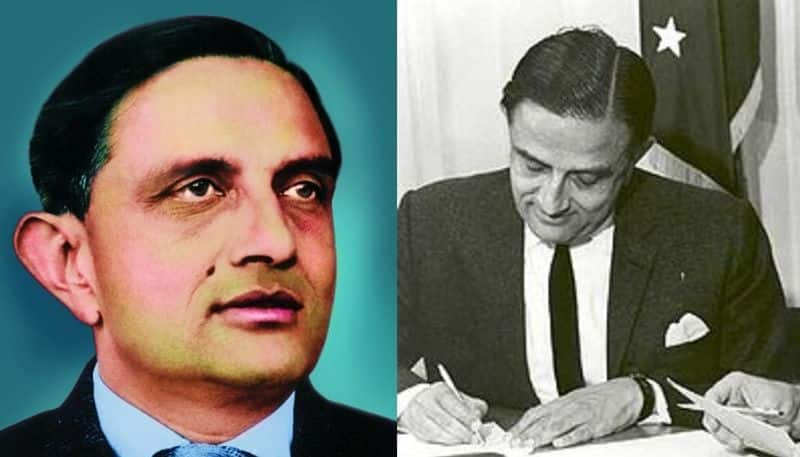 Google celebrates father of ISRO Vikram Sarabhai