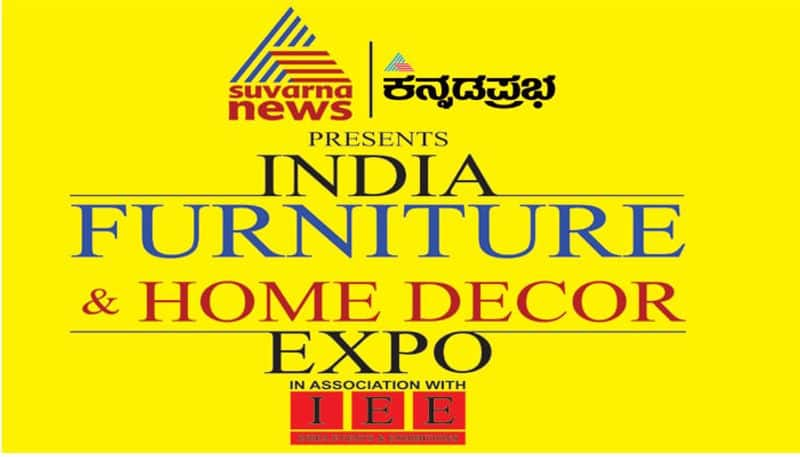 indian Largest Furniture home Decor Expo in Bengaluru