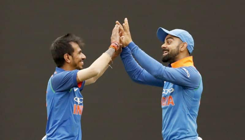Melbourne ODI India within touching distance historic series win Yuzvendra Chahal 6/42
