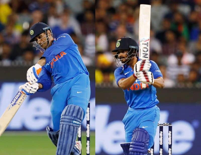 India vs Australia, Dhoni Stars as India Seal Series in Style, win Melbourne ODI