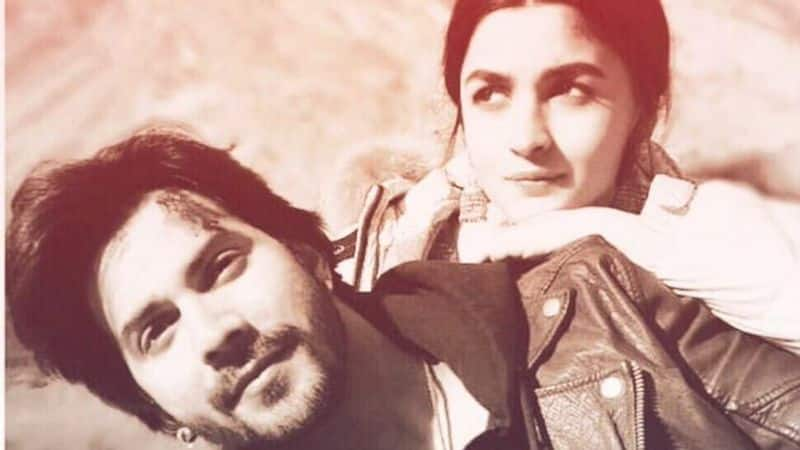 Varun Dhawan and Alia Bhatt wraps up shoot for 'Kalank'