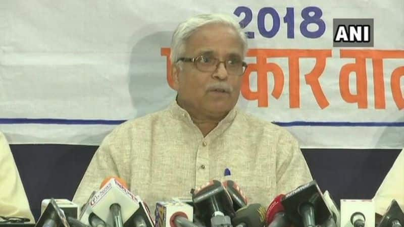 BJP, RSS on same page on issue of Ram Mandir: Sangh issues clarification on Bhaiyaji Joshi's comment