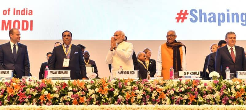 Vibrant Gujarat Summit: India Aims To Be In Top 50 In Ease Of Doing Business, Says Prime Minister Narendra Modi