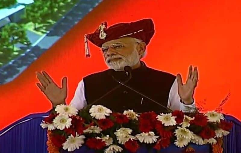 Prime Minister Narendra Modi Dig At United Opposition, My Actions Against Corruption Infuriated Some