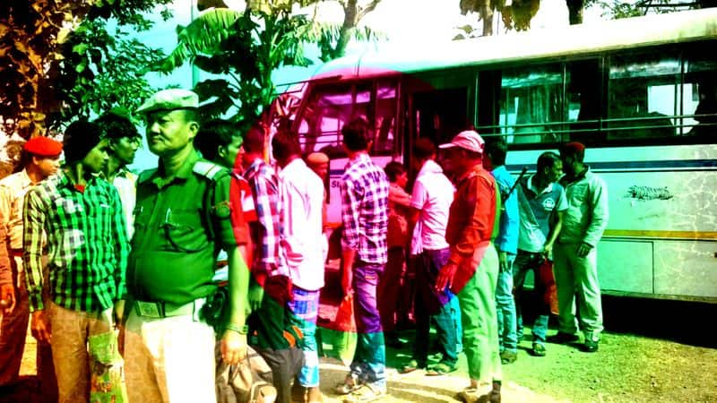 After Rohingyas, 21 illegal Bangladeshis sent packing by India