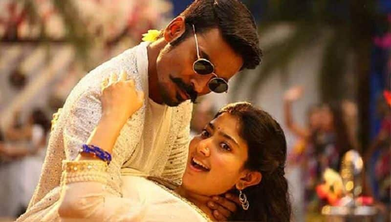 Dhanush Prepare For Mari 2 Climax Fight Scene Six Pack Video Going Viral