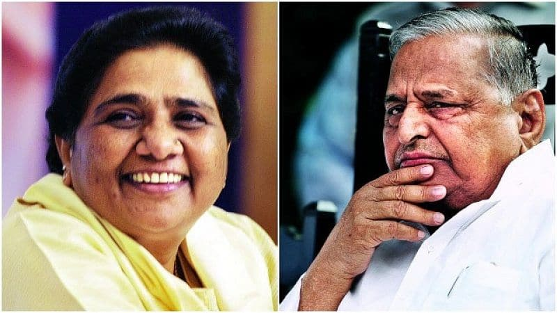 SP-BSP alliance may squeeze Mulayam out of UP politics